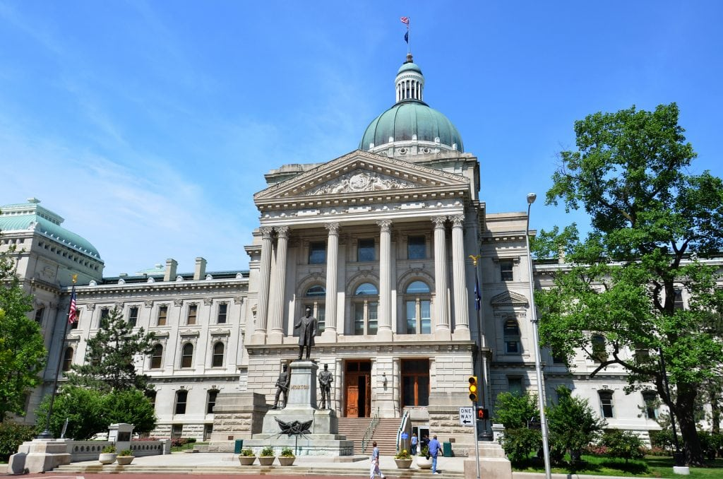 Indiana Gov. Holcomb to Provide Updates in the Fight Against COVID-19 •