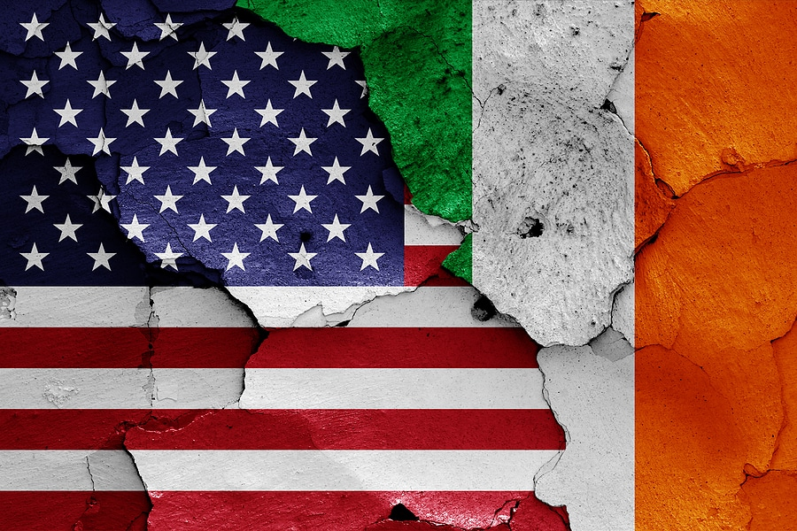 Pompeo's Call with Irish Minister of Foreign Affairs & Defense Coveney