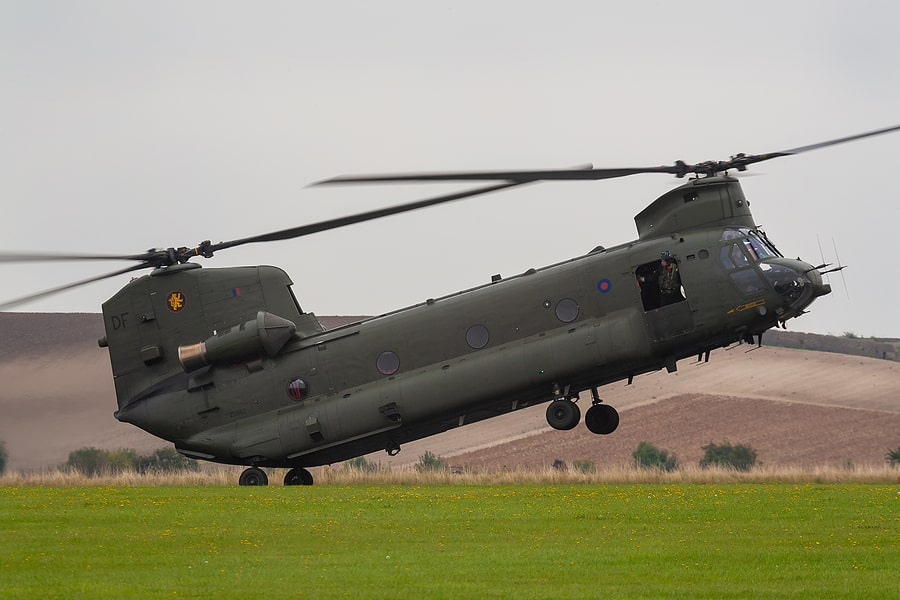Boeing Receives $265 Million Chinook Helicopter Order from U.S. Army Special Operations